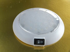 WHITE PLASTIC LED LIGHT WITH ON/OFF SWITCH H307 (BUY ONE GET ONE FREE)