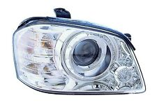 Headlight Assembly Passenger Side Fits 2005-2006 Kia Optima/Magentis Low Beam