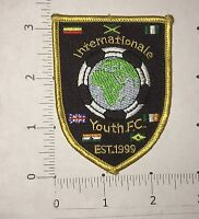 Internationale Youth F.C. Patch  - Soccer