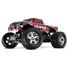 Traxxas Stampede 2Wd 1:10 Rtr Tq/battery brusshless electric Rc Off Road Truck