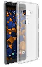 mumbi Hülle f. HTC U12+ Plus Schutzhülle Handy Schutz Case Cover Ultra Slim klar