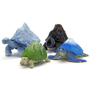Japanese Blind Box Toy Mountain Turtle 1 Random Gashapon Figure