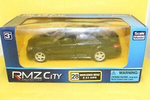 RMZ City Collection Mercedes Benz E 63 AMG