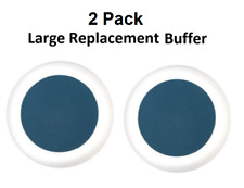 2 x LARGE Size BUFFER ONLY for NO!NO! Replacement Sponge for NoNo Hair Removal
