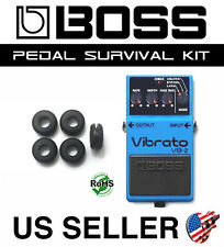 BOSS VB-2 VIBRATO SURVIVAL KIT GUITAR PEDAL GROMMET RUBBER O-RING SET OF 5