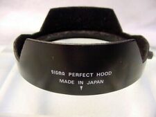 Sigma Perfect Lens Hood 62mm | Clamp-on | $5 |