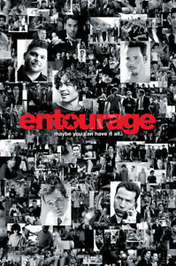 Posters USA - Entourage TV Show Series Poster Glossy Finish - TVS203