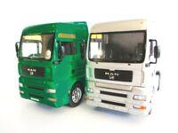 MAN Zugmaschine Welly Modellauto diecast Truck 1:32 Neu 19 cm