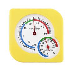 Indoor Outdoor Wet Hygrometer Humidity Thermometer Temp Temperature Meter RE
