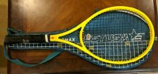 New listing ESTUSA AMX2 EPT JIMMY CONNORS TENNIS RACQUET  4 1/2 with bag