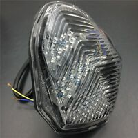 For Brake Tail lights For GSX-R GSXR1000 2003 2004 clear LED