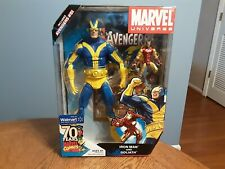 MARVEL Universe (IRON MAN with GOLIATH)  Includes AVENGER #51 Walmart Exclusive