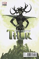 MIGHTY THOR 700 ADAM HUGHES 1:100 VARIANT NM HELA