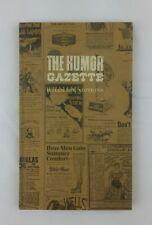 **The Humor Gazette Hallmark Editions ~ By John M. Henry 1968 Hardcover**