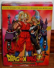Dragon Ball Super Box 3 the Saga of Tournament Champa 3 DVD New (No Open) R2