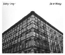 BOBBY LONG - Ode To Thinking [Digipak](CD 2015) USA First Edition MINT Acoustic