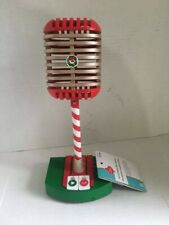 Merry Magic Microphone - GEMMY- A GREAT Holiday Gift for the kids