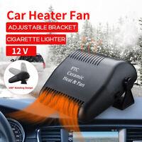 Electric Car Heater Heating Fan Windshield Defogger Defroster Demister Portable