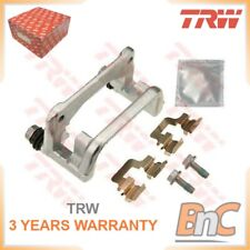 disc brake pads Front Axle PFK50 TRW Accessory Kit