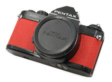 Pentax MV Replacement Cover - Soft PU Leather - Moroccan