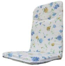 Luxus Gartenmöbel Hochlehner Sessel Auflagen Polster Kissen ab 6 cm Gartenstuhl