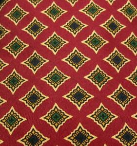 USED TIE CRAVATTA BREUER 1892 NEVER WORN WITH TAG MADE IN FRANCE