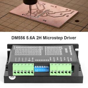 DM556 2-Phase 5.6A Digital Stepper Motor Driver for Nema 23 57mm 34 86mm Motor