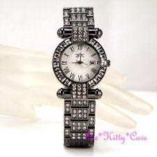 Relojes de pulsera Clásico de acero inoxidable para mujer