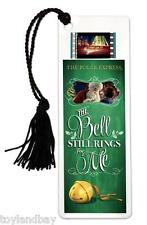 Film Cell Genuine 35mm Laminated Bookmark USBM720 The Polar Express Believe New