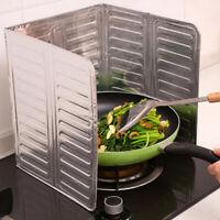 Kitchen Cover Anti Splatter Shield Guard Cooking Frying Pan Oil Splash Tools Kit