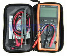 vici VC6013 digital capacitor capacitance meter tester 200pf~20mF discharge