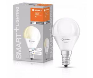 LEDVANCE SMART+ 5W WIFI MINI GOLF BALL BULB P40 DIMMABLE 2700K E14