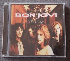 Bon Jovi, these days, CD