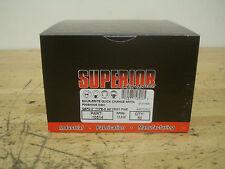 Superior Abrasives 10514 Shur-Brite Quick Change Satin Finishing Disc, 2