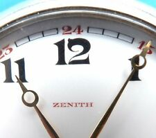 ZENITH Taschenuhr Nickel Chronometer pocket watch Schweiz Swiss made um 1910