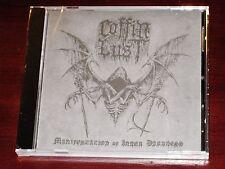 Coffin Lust: Manifestation Of Inner Darkness CD 2016 Hells Headbangers 178 NEW
