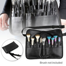 Multi Portable PU Cosmetic Bag with Large Capacity Brush Bag for Professional