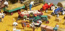 Busch 40069 H0 Traktor Kramer KL11 mit Bandsäge  NEUHEIT 2016 OVP -