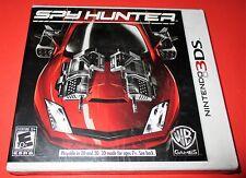 Spy Hunter Nintendo 3DS *Factory Sealed! *Free Shipping!