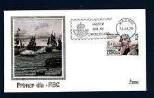 SPAIN - SPAGNA - 1979 - Difesa navale di Tenerife (XVIII sec.)