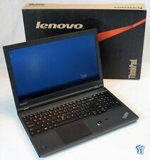 NEW lenovo w541  i7 4940XM LCD 3k nvidia k2100 ram 32G ssd 1TG+ 2Tsshd + extra