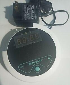 Used Baby Comp / lady comp fertility monitor, see description.  No attachment c2