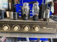 Vintage Masco ME-27 Tube Amplifier