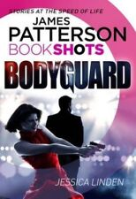 James Patterson's Bookshots Flames Bodyguard 3 CDs  NEW (2016) Unabridged