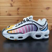 Nike Air Max Tailwind IV White Black Yellow Purple CJ6534 115 Women's Shoes