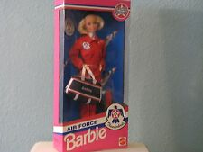 Military Air Force BARBIE Thunderbirds Special Edition Mattel 1993 MIB