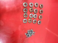 Chevy Chevrolet Corvette Lsvalve Spring Retainers and locks for single beehive