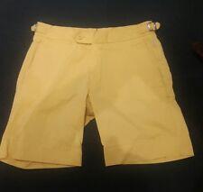 "VGUC Orlebar Brown Pantalones Cortos 28"" Norwich-RRP £ 165"