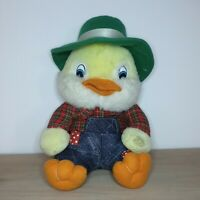 Vintage Mac Musical Duck Plush Ireland Plush Electronic Soft Toy WORKING Rare