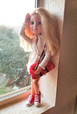"""Rare! BFC INK BEST FRIENDS CLUB 18"""" DOLL Nicolette from France, fully jointed"""